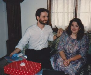 My Birthday, May 1991
